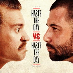 Haste The Day Vs. Haste The Day (Live)