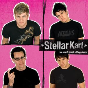 We Can't Stand Sitting Down, альбом Stellar Kart