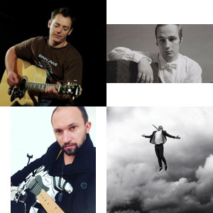 Bands and artists like Геша Ушивец