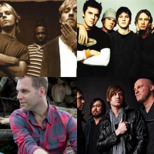Bands and artists like Newsboys
