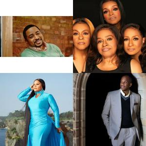 Группы и исполнители похожие на Yolanda Adams