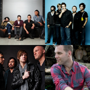 Bands and artists like TobyMac