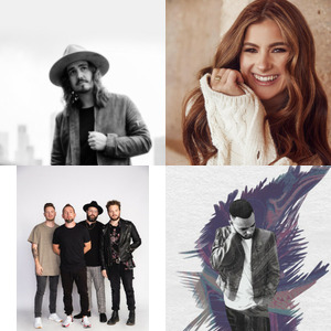 Bands and artists like Lauren Daigle