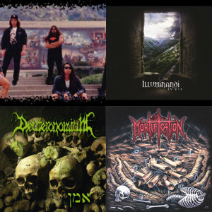 Bands and artists like Saviour Machine