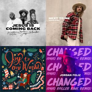 Jordan Feliz singles & EP