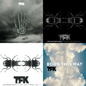 Thousand Foot Krutch singles & EP