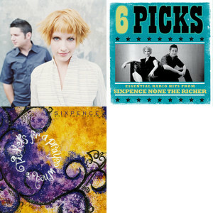 Sixpence None The Richer singles & EP