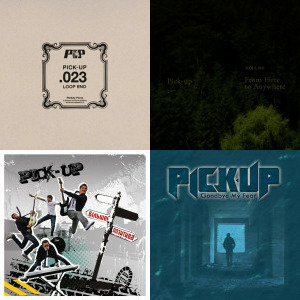 PICK-UP singles & EP