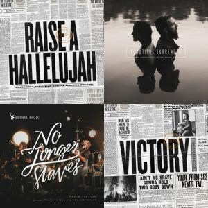 Melissa Helser singles & EP