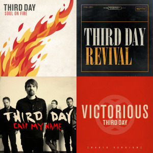 Third Day singles & EP