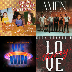 Kirk Franklin singles & EP