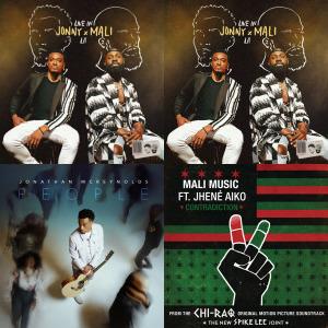 Mali Music singles & EP