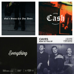 Caves singles & EP
