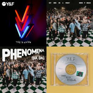 Hillsong Young & Free singles & EP