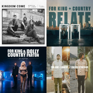 for KING & COUNTRY singles & EP