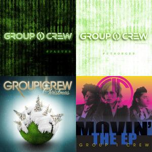 Group 1 Crew singles & EP
