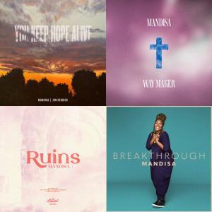 Mandisa singles & EP