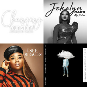 Jekalyn Carr singles & EP