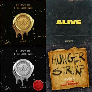 Daughtry singles & EP