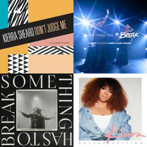 Kierra Sheard singles & EP