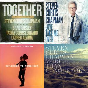 Steven Curtis Chapman singles & EP