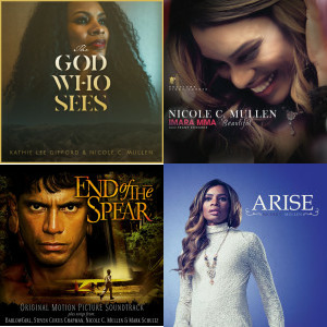 Nicole C. Mullen singles & EP