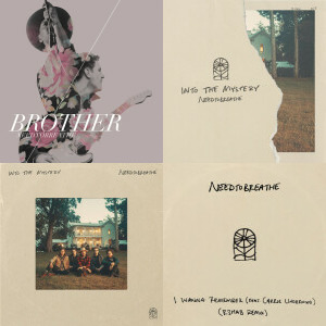 NEEDTOBREATHE singles & EP