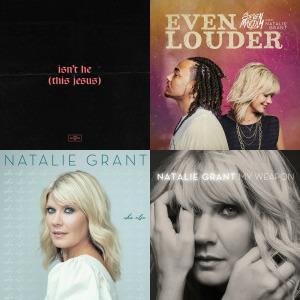 Natalie Grant singles & EP