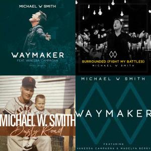 Michael W. Smith singles & EP