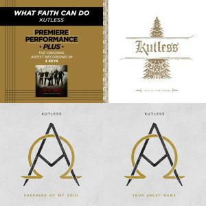 Kutless singles & EP