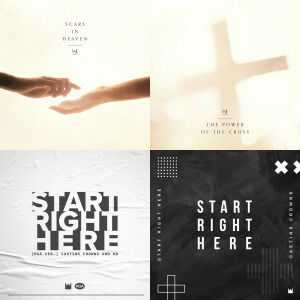 Casting Crowns singles & EP