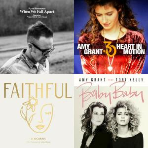 Amy Grant singles & EP