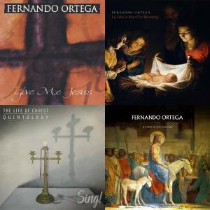 Fernando Ortega singles & EP