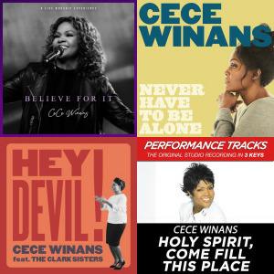 CeCe Winans singles & EP