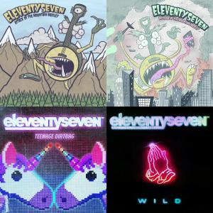 Eleventyseven singles & EP