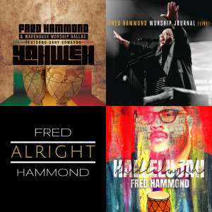 Fred Hammond singles & EP