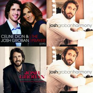 Josh Groban singles & EP