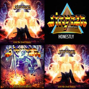 Stryper singles & EP