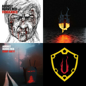 August Burns Red singles & EP