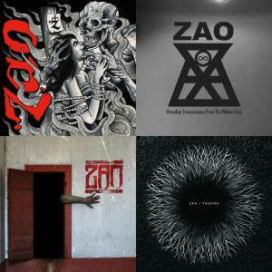 Zao singles & EP