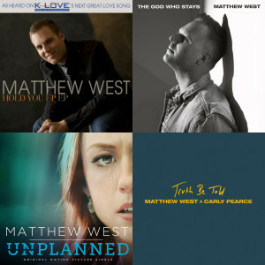 Matthew West singles & EP