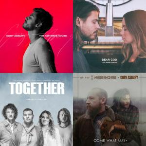 Cory Asbury singles & EP