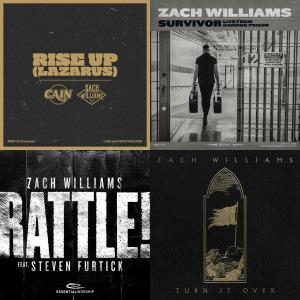 Zach Williams singles & EP